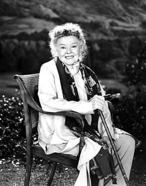 Katharine Hepburn by Globe Photos LLC