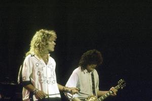 Led Zeppelin by Globe Photos LLC
