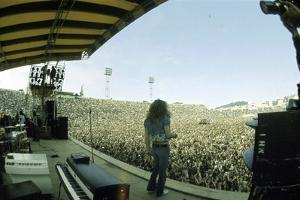 Led Zeppelin by Globe Photos LLC