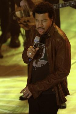 Lionel Richie by Globe Photos LLC