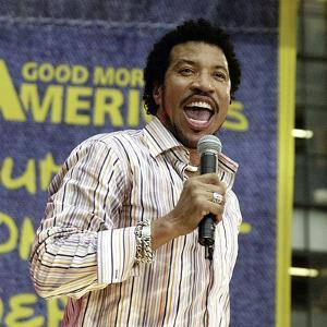 Lionel Richie by Globe Photos LLC