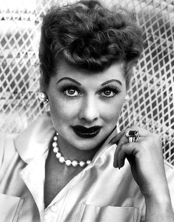 Lucille Ball by Globe Photos LLC