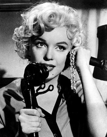 Marilyn Monroe by Globe Photos LLC