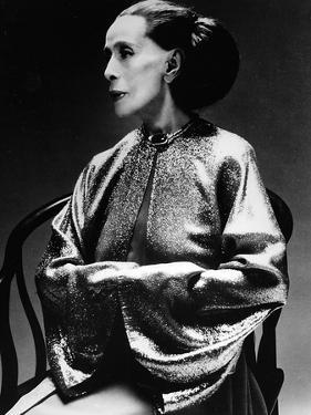 Martha Graham by Globe Photos LLC
