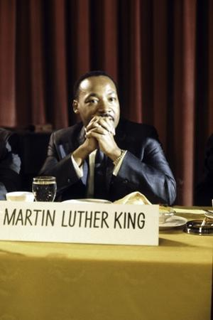 Martin Luther King Jr. by Globe Photos LLC