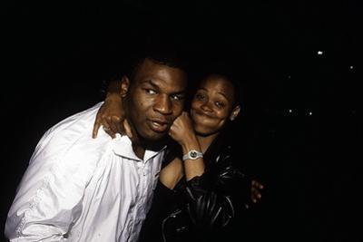 Mike Tyson by Globe Photos LLC