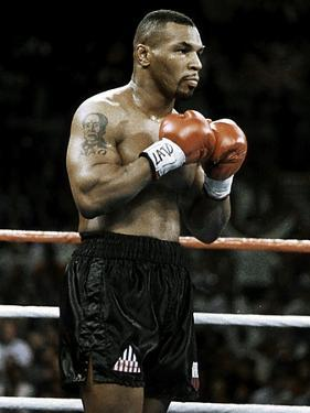 Mike Tyson by Globe Photos LLC