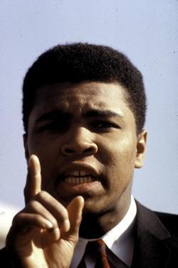 Muhammad Ali by Globe Photos LLC