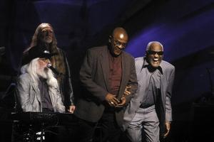 Ray Charles by Globe Photos LLC