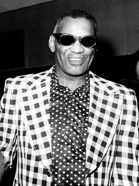 Ray Charles by Globe Photos LLC