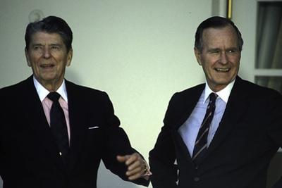 Ronald Reagan by Globe Photos LLC