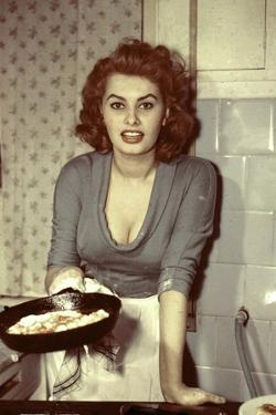 Sophia Loren by Globe Photos LLC