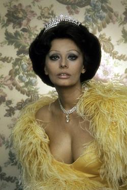 Sophia Loren by Globe Photos LLC