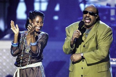 Stevie Wonder by Globe Photos LLC