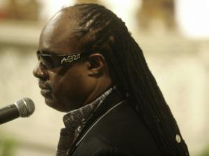 Stevie Wonder by Globe Photos LLC