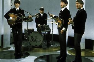 The Beatles by Globe Photos LLC