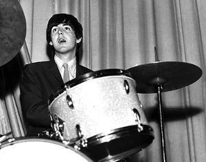 The Beatles by Globe Photos LLC