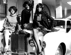 The Supremes by Globe Photos LLC