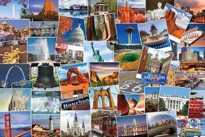 Globetrotter US Destinations Collage