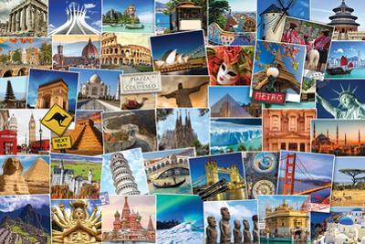 Globetrotter World Destinations Collage