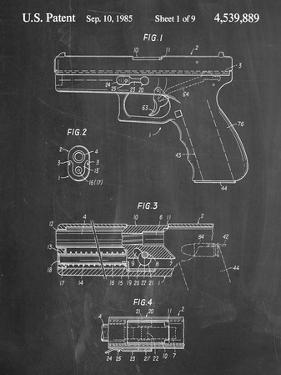 Glock Pistol Patent