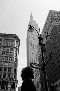 New York New York by Gloria Salgado Gispert