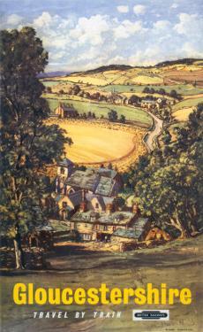 Gloucestershire, BR, c.1960