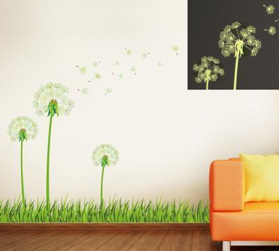 Glow in the Dark Dandelion