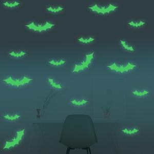 Glowing Bats