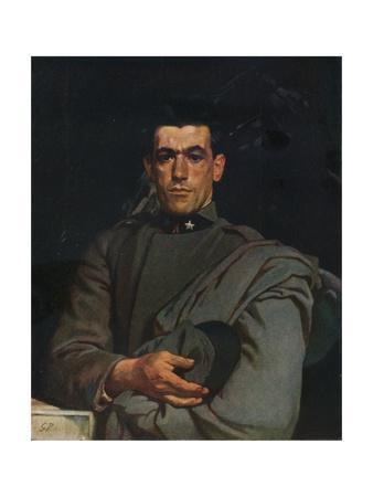 Italian Soldier, No. 2., c1918, (1924)