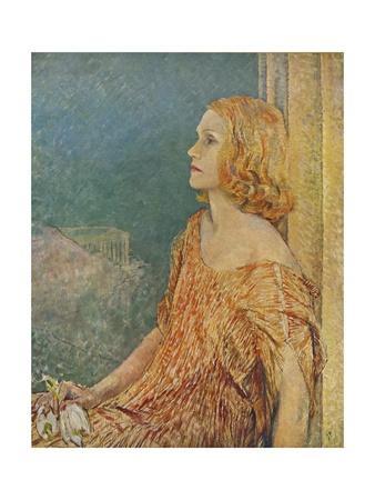'The Lady Melchett', 1935