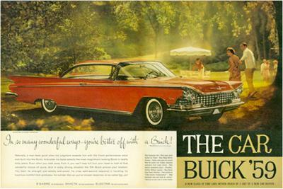 GM -Better Off With a Buick