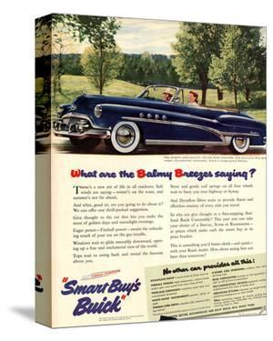 GM Buick - Balmy Breezes