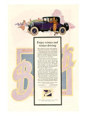 GM Buick-Enjoy Winter Driving