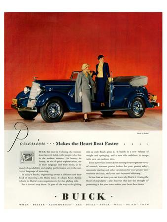 GM Buick - Faster Heartbeat