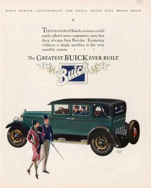 GM Buick - Greatest Ever Built
