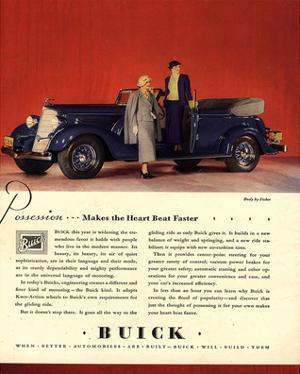 GM Buick Possession Heart Beat