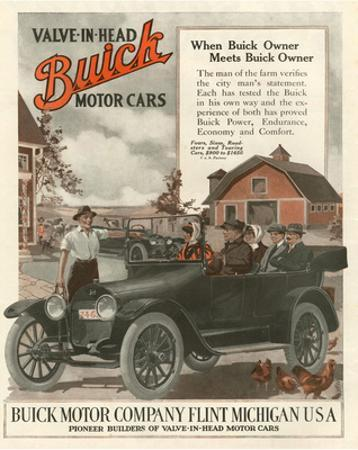 GM Buick - Power Endurance…