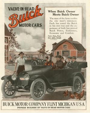 GM Buick - Power Endurance…