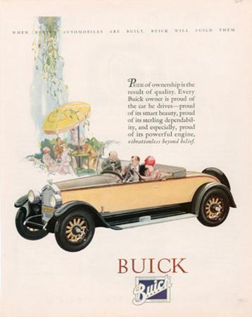 GM Buick - Pride of Ownership
