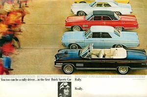 GM Buick - Rally Driver