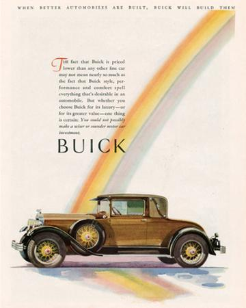 GM Buick Will Build Them