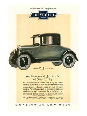 GM Chevrolet Economical Car
