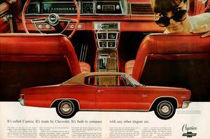 GM Chevrolet Elegant Caprice
