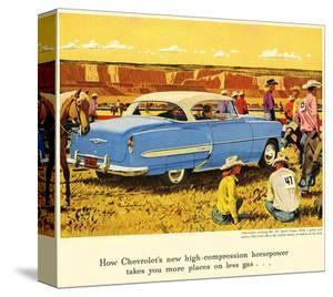 GM Chevrolet High Compression