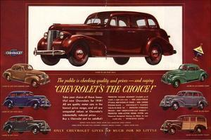GM Chevrolet's the Choice