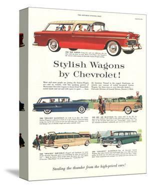 GM Chevrolet - Stylish Wagons
