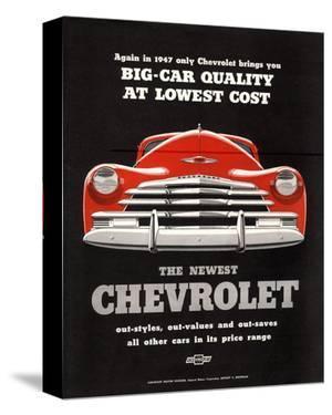 GM Chevy Big Car Quality