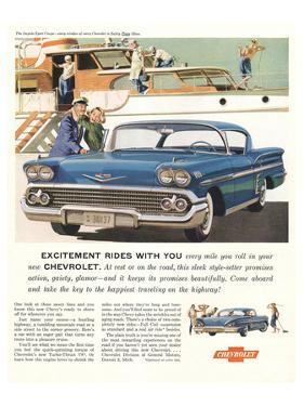 GM Chevy-Excitement By Design