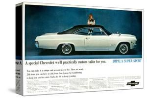 GM Chevy Impala Super Sport